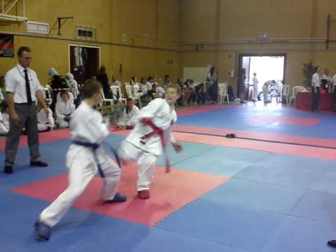 Sska Karate @ The EKK OPEN CHAMPIONSHIPS