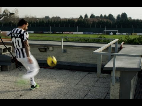 Juventus, Tevez, Facebook and a super strike worth 10,000,000 likes.