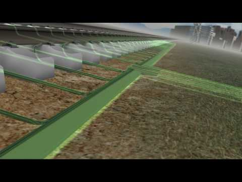 Innowattech Alternative Energy Harvesting System Railways Solution