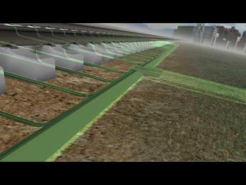 Innowattech Alternative Energy Harvesting System Railways Solution
