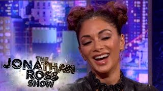 What Does Nicole Scherzinger Think of Honey G's X Factor Chances? - The Jonathan Ross Show