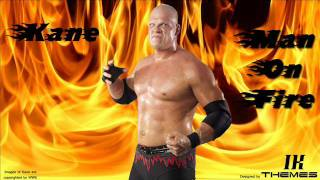 WWE Kane theme song 2011 Man on fire+ CD Quality