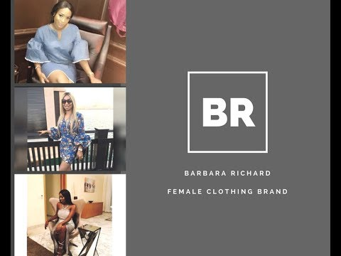 My journey on starting a clothing brand in Nigeria | #BarbaraRichard