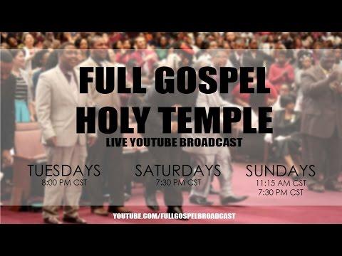 FGHT Dallas: Sunday Night message (11-1)