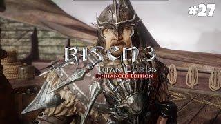 Risen 3: Titan Lords - Прохождение #27: Фрегат Охотников на демонов