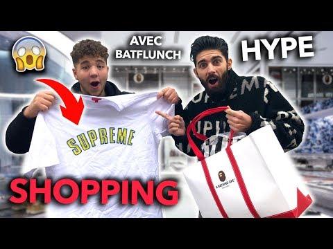 ON FAIT DU SHOPPING AVEC BATFLUNCH | SOStyle