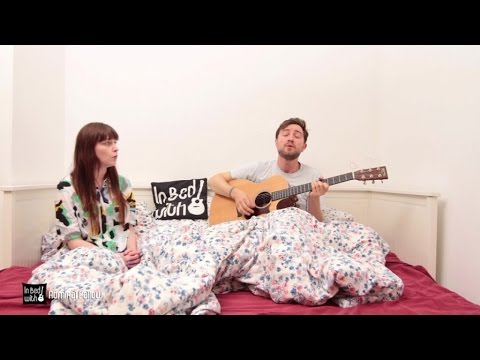 Admiral Fallow - Evangeline - acoustic for In Bed with