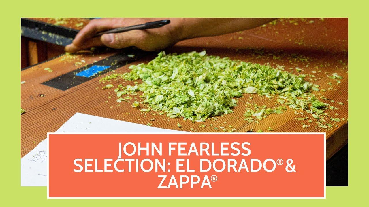 Hop Talks: El Dorado® and Zappa® Selection with John Fearless