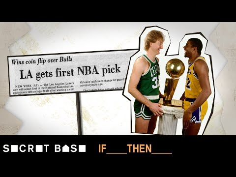 The NBA decided the 1980s with a coin flip | If Then