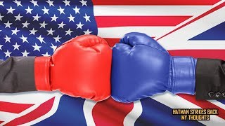 BRITISH BOXERS VS AMERICAN BOXERS - DOUBLE STANDARDS!!!