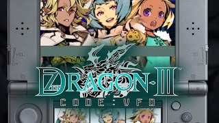 The Battle System of 7th Dragon III Code: VFD