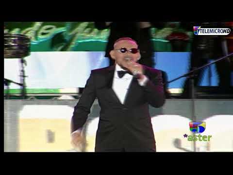 Fiesta Fin De Año de Telemicro 2015: Toño Rosario