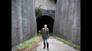 Exploring Chesterfield  Abandoned Rail Tunnel