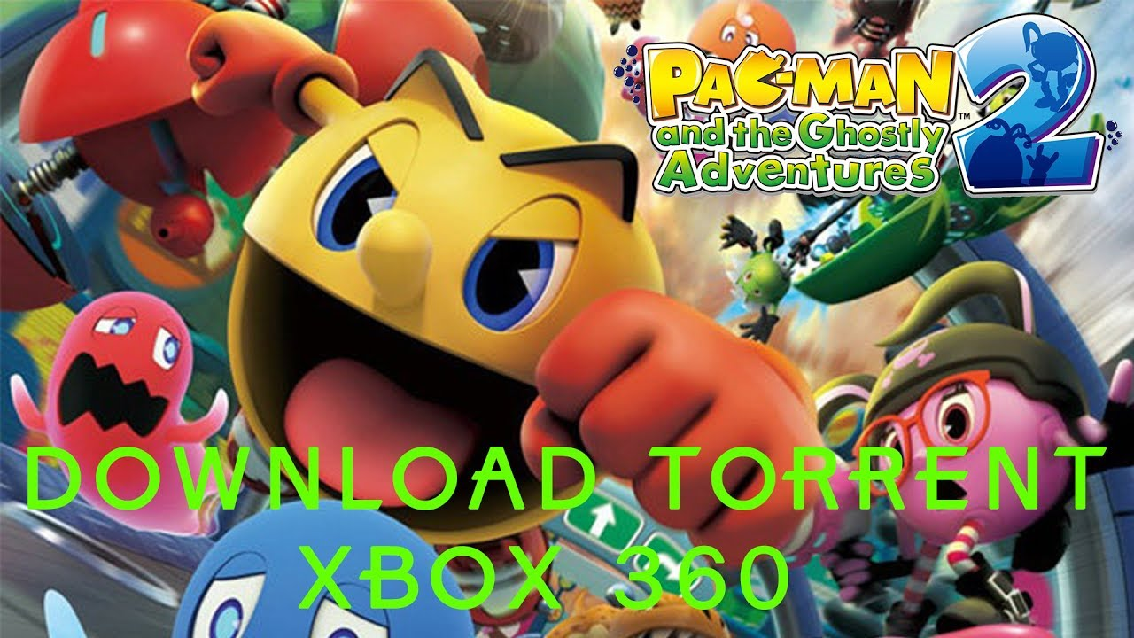 Pac Man And The Ghostly Adventures 2 Xbox 360 Lt Jtag Rgh Download
