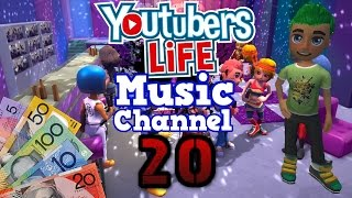 My Biggest Live Show! - (Youtuber's Life Music Channel) - Episode 20