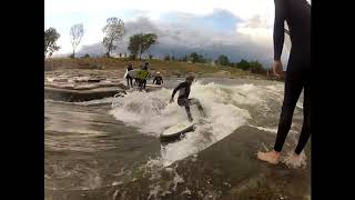 Nathan River Surfing 1st  Season Finale
