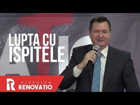 Florin Ianovici - Lupta cu ispitele | BISERICA RENOVATIO