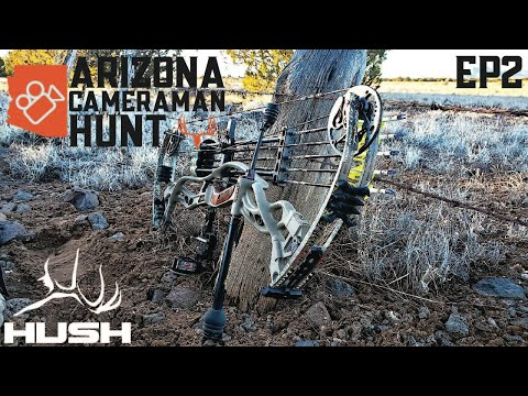 HUNTING LATE SEASON MULE DEER! | AZ CAMERADUDE HUNT