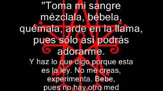 Mago de oz - Astaroth lyrics (con letra)