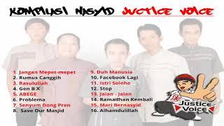 Kompilasi Justice Voice Nasyid Indonesia