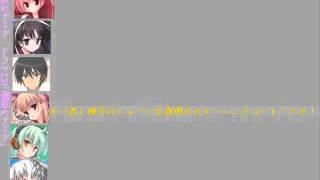緋弾のアリア 文字起こし「儀談のアリア」 緋弾のアリア 検索動画 27