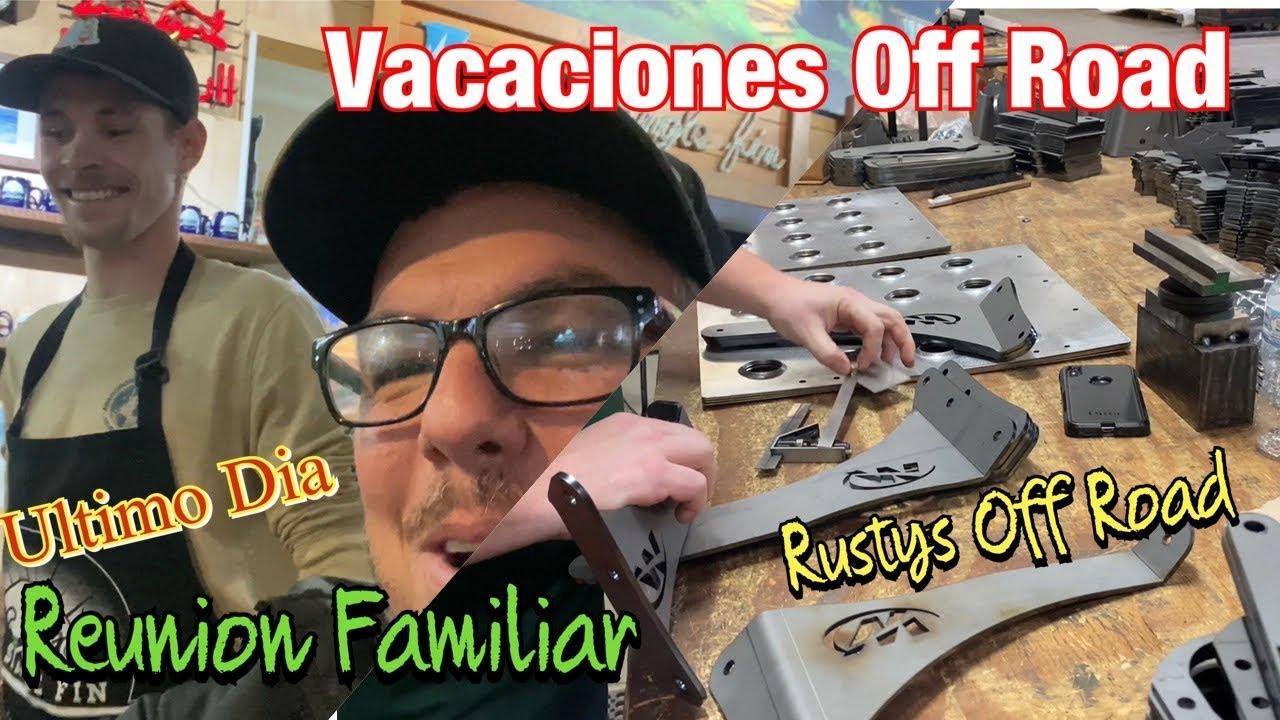 Vacaciones Off Road Ultimo Dia by Waldys Off Road