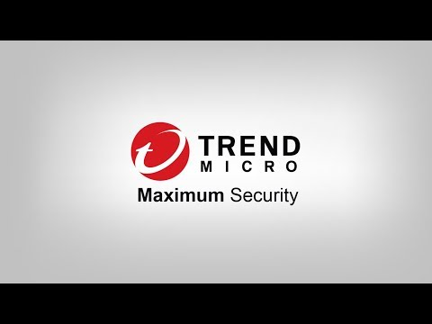 Trend Micro Maximum Security Tested!
