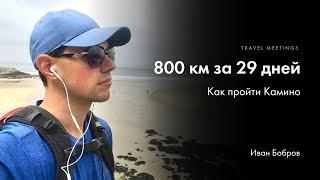 как пройти Камино: 800 км за 29 дней. Французский путь. Камино Франсез