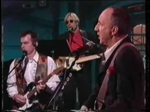Pete Townshend - Rough Boys [live]
