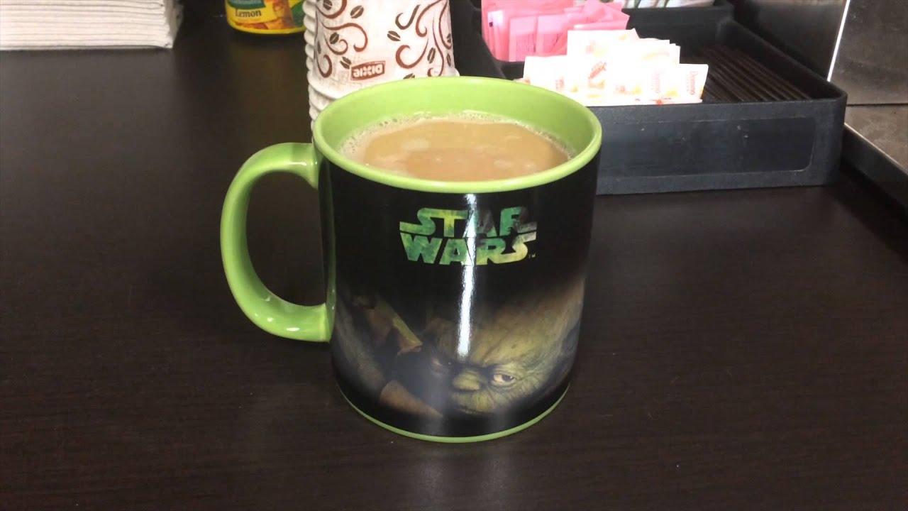 Ultimate Heat Reactive Yoda Mug YouTube