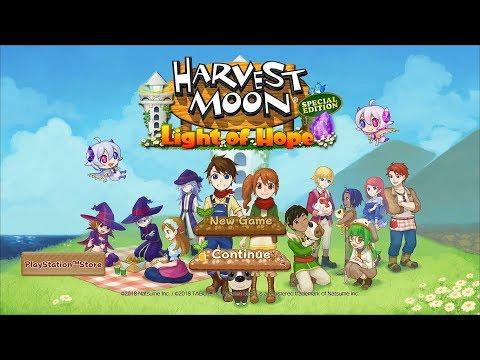 Reviews  Harvest Moon: Light of Hope