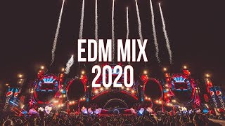 EDM Mix 2020 ♫ Festival Electro House Remixes 2020 ♫ Club Dance Music Mix