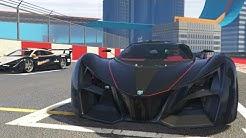 Spiel Autos / Spiel Stunt Monsterstnts und Race Looping Car