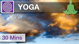 30 Minute Relaxing Yoga Music ☮ Calming Zen Meditation Music, Morning Yoga Music, Soft Music