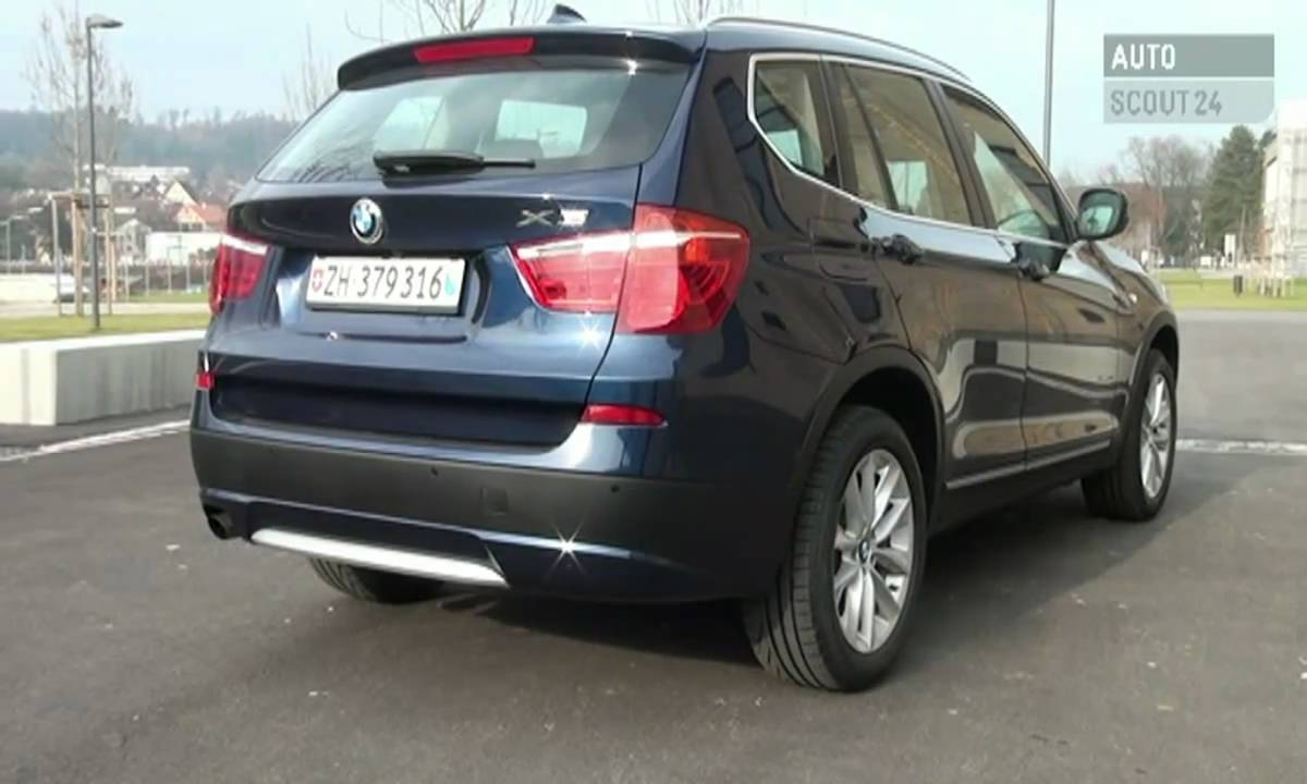 bmw x3 testbericht autoscout24 youtube. Black Bedroom Furniture Sets. Home Design Ideas