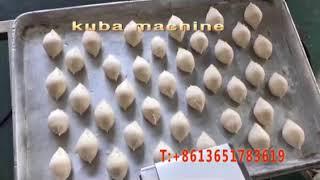 Automatic kubba maamoul arancini  falafel coxinha making machine