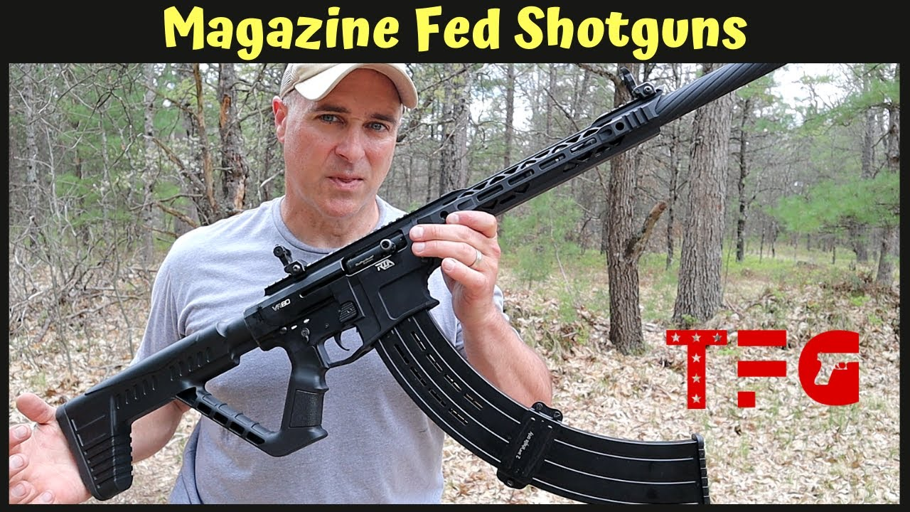 """Download Are """"Magazine Fed"""" Shotguns for You? - TheFirearmGuy"""