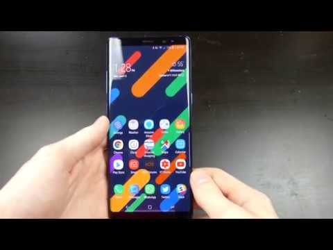 How To Get The S9 Messages App On The Note 8