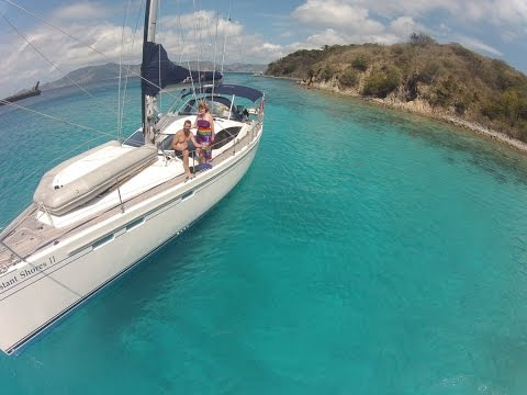British Virgin Island Sailing Paradise (BVI)