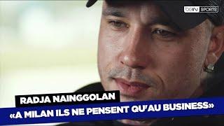 """Radja Nainggolan : """"A Milan, ils ne pensent qu'au business, c'est à celui qui aura le plus d'argent"""""""