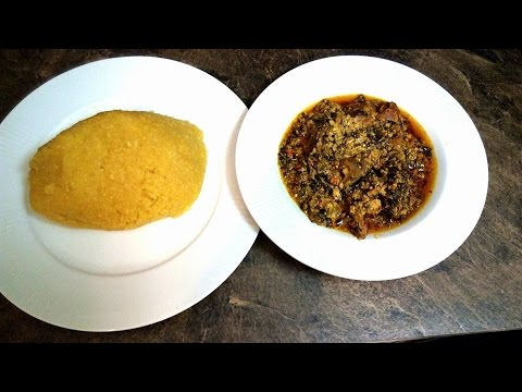 How to make Garri aka eba ( cassava flour)
