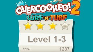 Overcooked 2. Surf