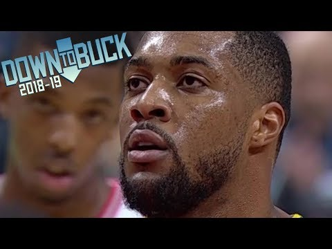 Derrick Favors 21 Points Full Highlights (1/1/2019)