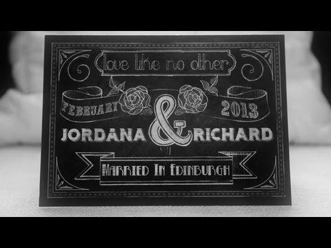 Jordana + Richard