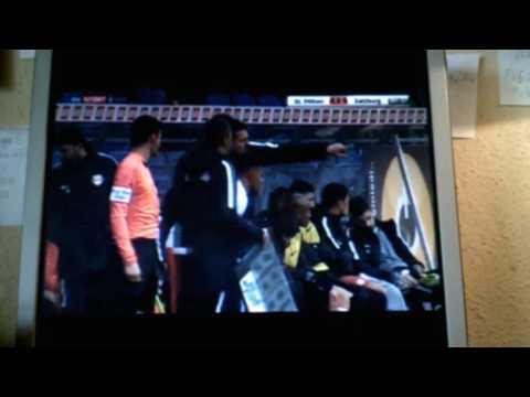 Die zweite Halbzeit live Bundesliga Stankt Pölten - FC Red Bull Salzburg Teil 2