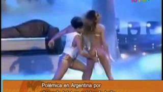 Polémica en Argentina por desnudo total...