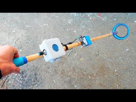 How to Make METAL DETECTOR - I Found something strange in my backyard