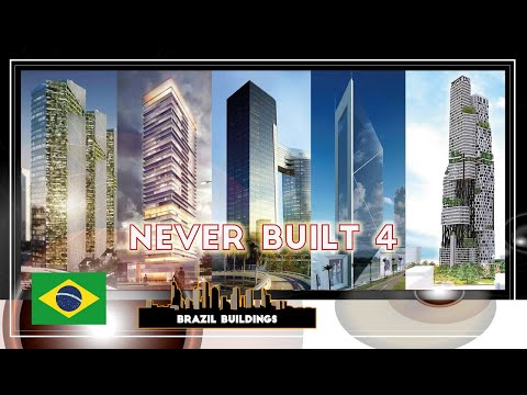 Brazil Tallest Buildings | Never Built 4 | Trump Towers Rio | Complexo Via Expressa