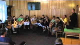 Guitar Orchestra ZUS Habrmanova Hradec Kralove
