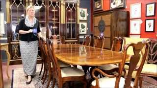 Baker Furniture Dining Table
